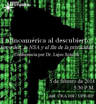 conferencia lajos poster